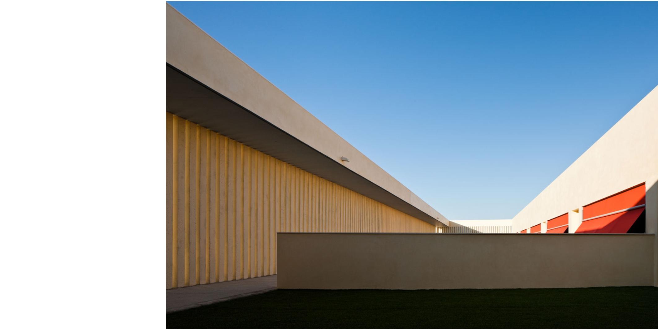 Estudio de arquitectura javier terrados sevilla espaa for Estudio de arquitectura