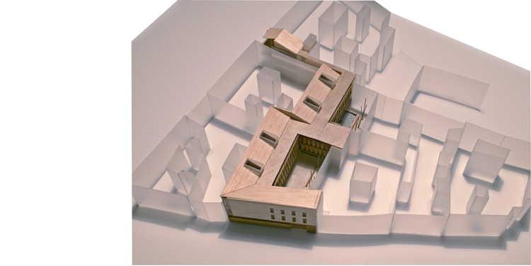 Estudio de arquitectura javier terrados sevilla espa a - Estudios de arquitectura en sevilla ...