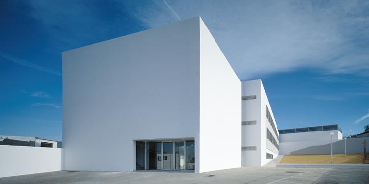 Estudio de arquitectura javier terrados sevilla espaa - Estudios de arquitectura en sevilla ...